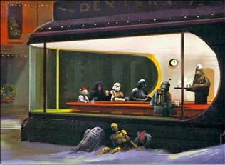 nighthawks star wars